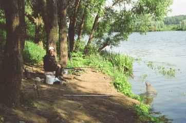 Река и не потому что москва река